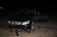 Saray´da Trafik Kazası 1 Yaralı