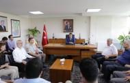 Kapaklı Kaymakamı Ergani'ye Atandı