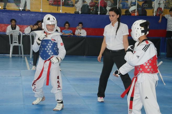 Uluslararası 3. Taekwondo Şampiyonamız Tamamlandı