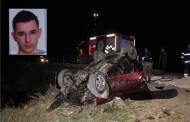 Saray´da feci kaza: 1 Ölü, 2 Yaralı