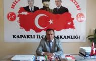 Başkan Türker,