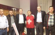 STK'lardan Başkan Çavdar'a Ziyaret