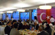 Kapaklı Ülkü Ocakları Şehit Ailelerini İftar Yemeğinde Buluşturdu