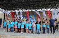 Yaz Spor Okullarının Sertifika Töreni Düzenlendi