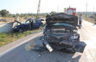 Saray'da feci kaza: 2'si Ağır 4 Yaralı
