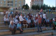 Kapaklı ve Çerkezköy'den Ortak Protesto