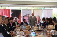 Saray Ak Parti Yönetimini Kahvaltıda Tanıttı