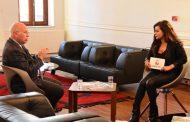 Başkan Eşkinat Halk TV'ye Konuk Oldu
