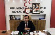 Başkan Türker'den Öğretmenler Günü Mesajı
