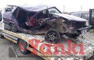 Saray'da feci kaza: 1 Ölü, 1 Yaralı