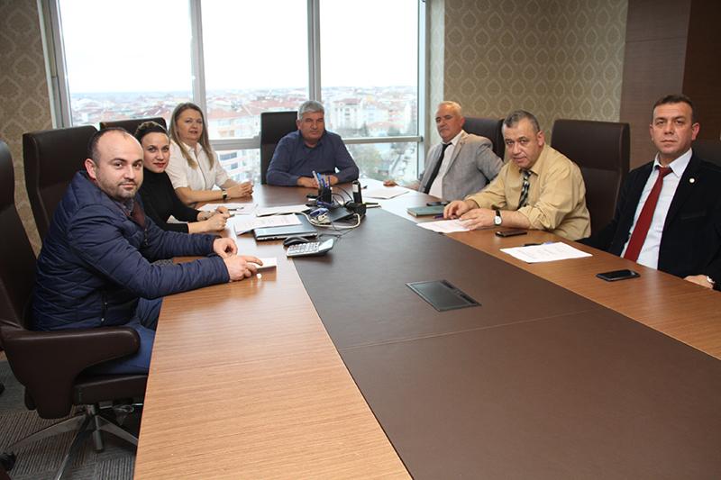 Kapaklı Belediyesi İle Tüm-Bel-Sen Toplu İş Sözleşmesi İmzaladı