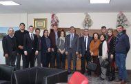 CHP Kapaklı Yeni Yönetimini Ziyaretle Tanıttı