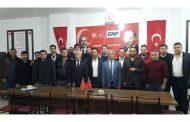CHP Gençlik Kolları Başkanı Yasin Eski Oldu