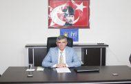 Başkan Çetin'den Basın Açıklaması