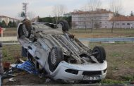 Yine Kavşak Yine Kaza, 3 Yaralı