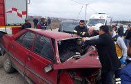 Saray'da Feci Kaza: 1 Ölü