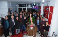 Kapaklı Samsunlular Derneğinden CHP'ye Ziyaret