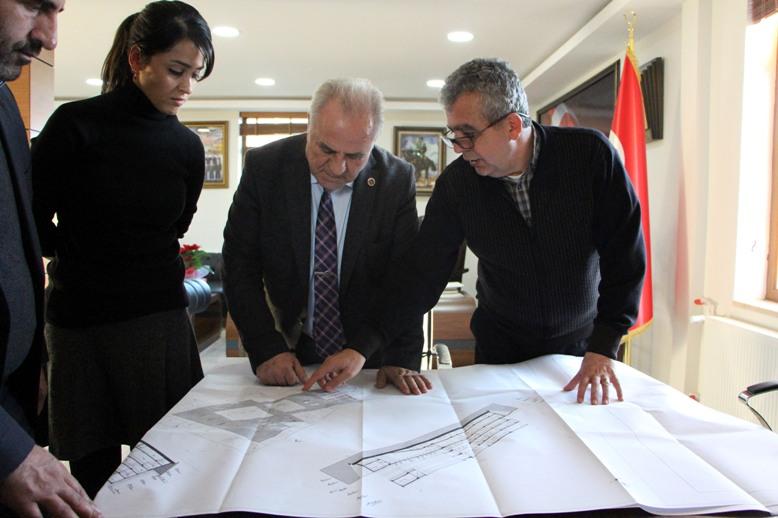 Saray Kültür Merkezine Kavuşuyor