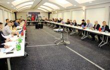 ÇOSB 2017 II. Dönem YGG toplantısı yapıldı