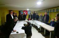 İYİ Parti Saray Üye Çalışmalarına Devam Ediyor