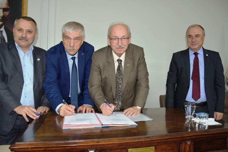 DİSK ile Toplu İş Sözleşmesi İmzalandı