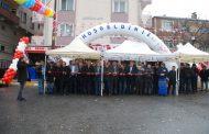 Kapaklı'ya Temas Süpermarket Açıldı