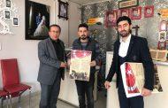 MHP İstiklal Marşı Dağıttı
