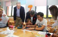 Özel ÇOSB Kreş ve Gündüz Bakımevi'nin minik öğrencileri Babalar Günü'nü kutladı