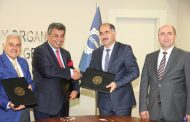 ÇOSB ile NKÜ arasında İşbirliği Protokolü imzalandı