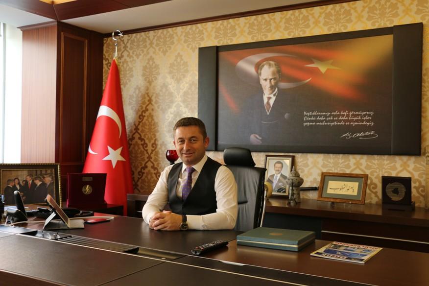Süleyman Kozuva İlk 500'e Giren 16 Firmayı Kutladı